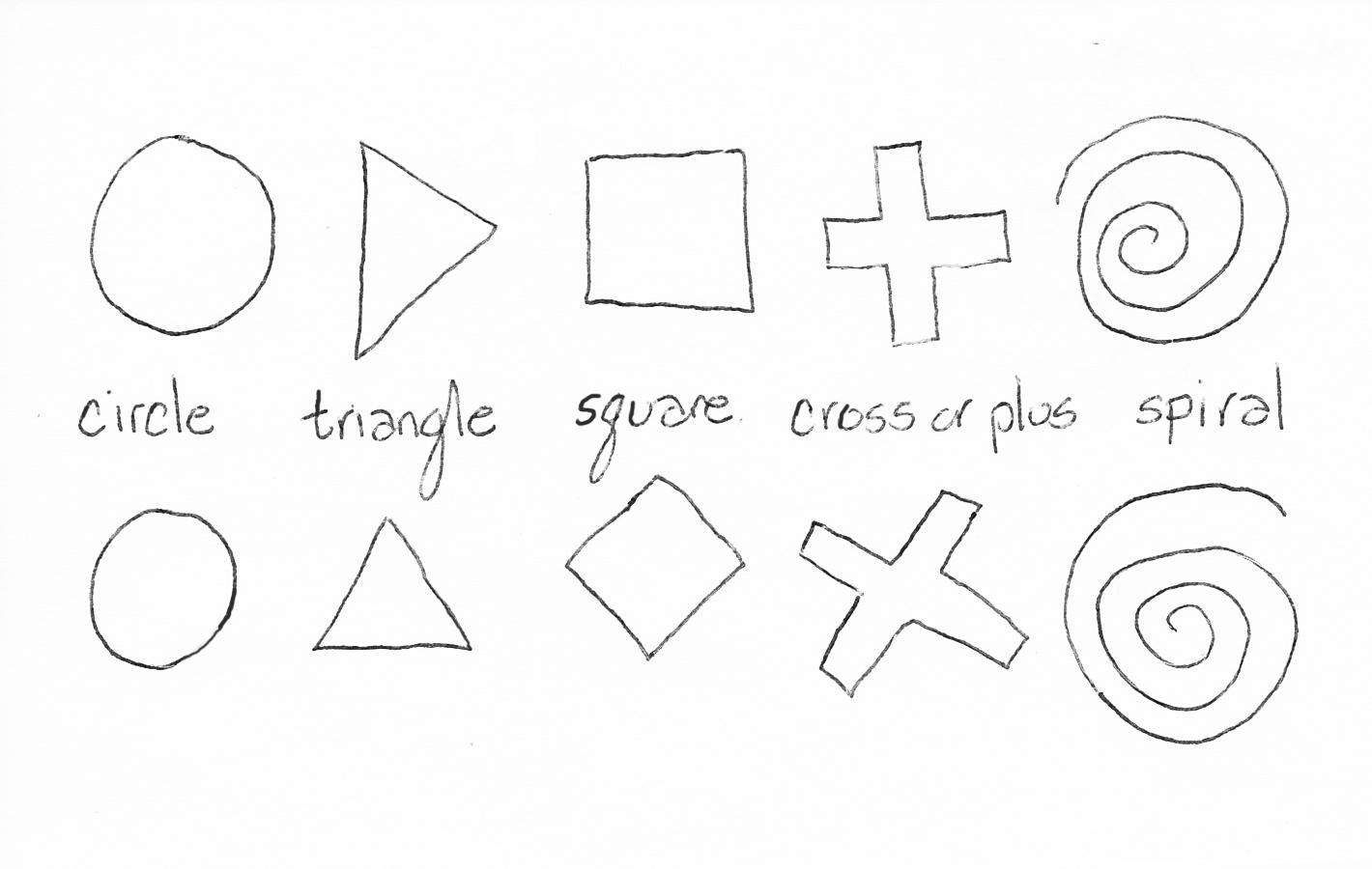 Universal Symbols Sacred Maker