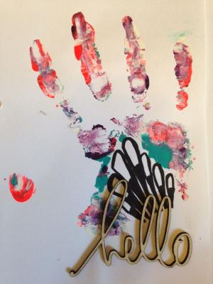 Brogan-Painted-Hand