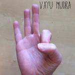 Vayu-Mudra