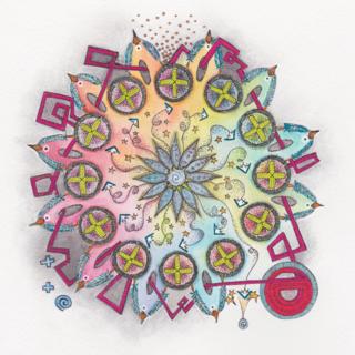 LoveTurnedAround-Mandala